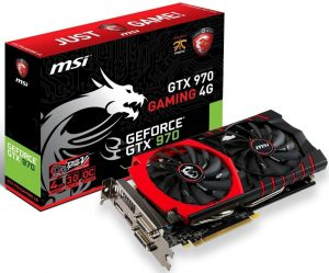 04 - MSI GTX 970 GAMING 4G グラフィックスボード VD5507 GTX 970 GAMING 4G