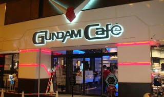 Gundam Cafe & Quiz One Piece en Fuji TV!!
