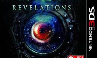 Fichas Nintendo 3Ds: Biohazard Revelations