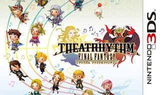 Fichas Nintendo 3Ds: Final Fantasy Theatrhythm