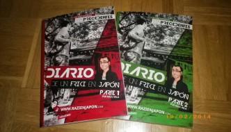 Diario de un friki en Japón EN VENTA
