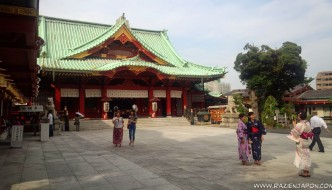 El templo de los Otakus, Kanda Myojin
