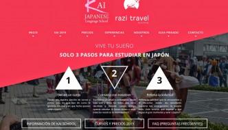 Inauguración de RaziTravel – Kai School