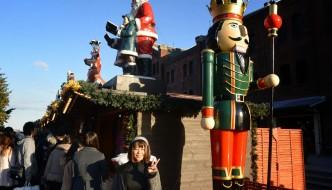 Navidad en Yokohama 2014