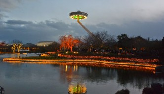 Nabana no Sato (Nagashima Resort) Iluminación navideña