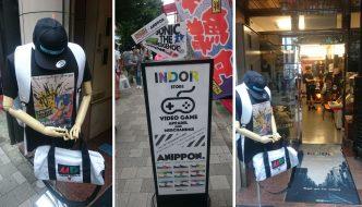 Tienda retro de SEGA en Akihabara ¡super chula!