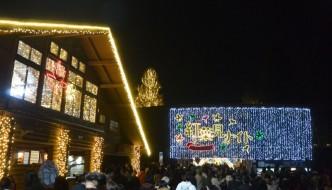 SHINRIN PARK – la primera iluminación navideña del año