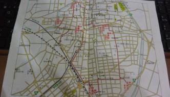 Ruta de los 7 dioses de la fortuna de Kawagoe