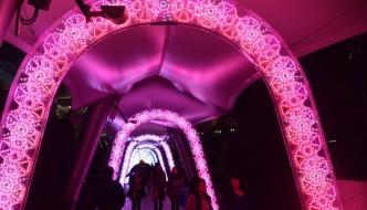 Tokyo Dome – Iluminación navideña 2015