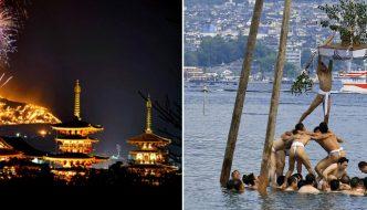 MATSURI 祭り Festivales más famosos (de enero a junio)