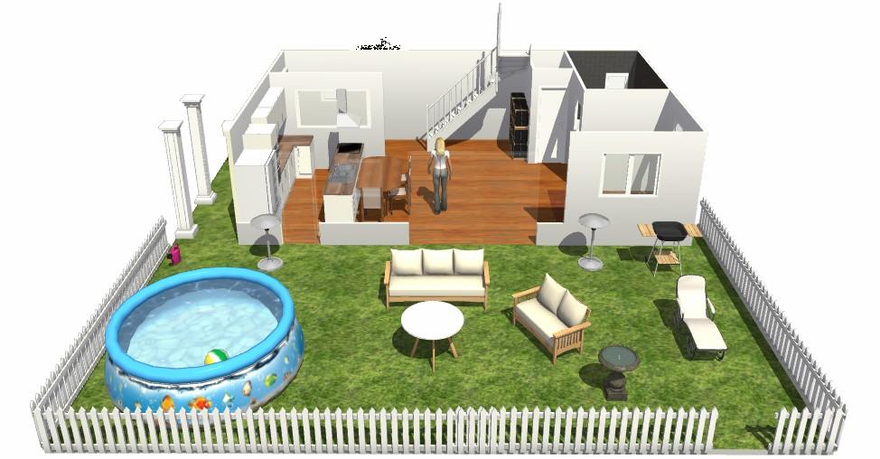 Mi casa 3D parte 1