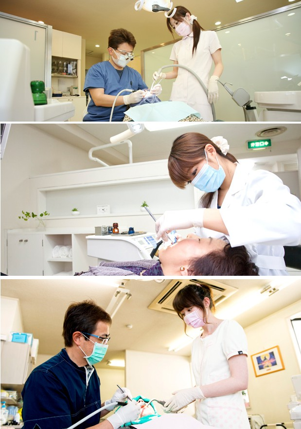 dentistas japon razi