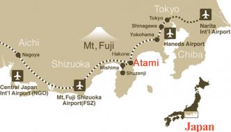 Viaje a ATAMI (Shizuoka) con Museo Porno bizarro japonés