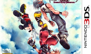 Fichas Nintendo 3Ds: Kingdom Hearts 3Ds