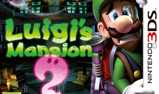 Fichas Nintendo 3Ds: Luigi Mansion 2