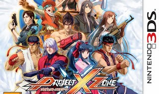Ficha Nintendo 3Ds: Project X Zone